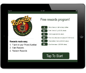 Tablet Loyalty Programs